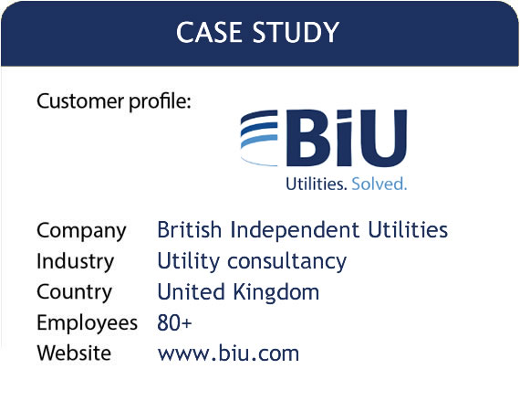Leading utility consultancy BIU consolidates two sites and prepares for growth